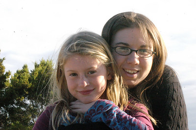 Christmas '06 Stefa & Laur