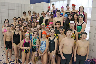 2013 Parcells Swimming and Diving