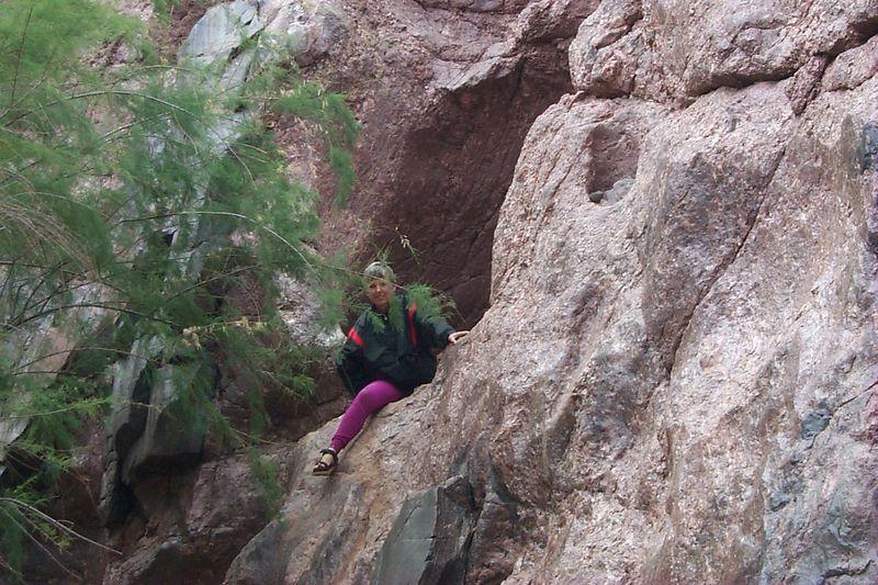 Judy Climbing out of Doll House   (Jun 05, 1999, 11:04am)