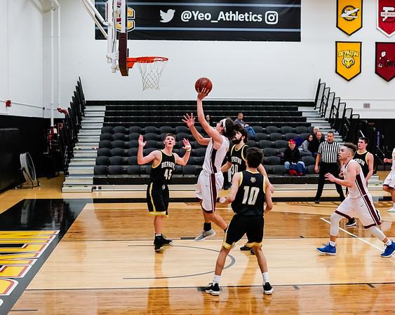 Oberlin Basketball Men and Women 2019