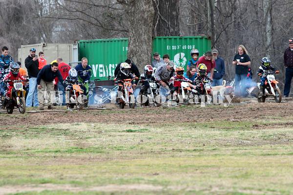 PBMX Race 1 50 Open & 50 Oil Injected