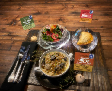 The Herbfarm Meals for Hospitals April 5th