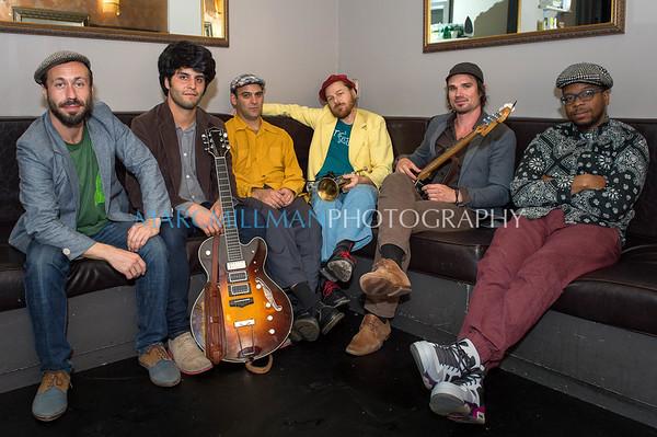 California Honeydrops @ Bowery Ballroom (Sun 11/13/16)