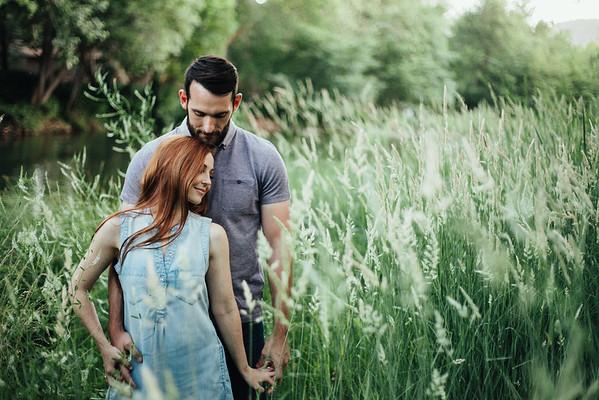 Kyle + Ashley | Engaged