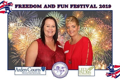 Alzheimer's Support Network Freedom and Fun Festival
