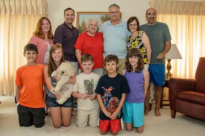 2012 Jul - Family