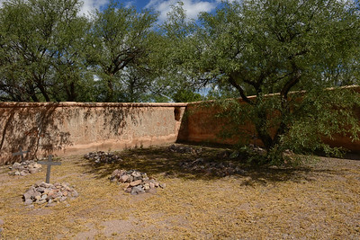 Mission Tumacacori Graveyard