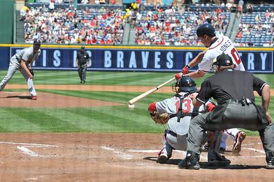 Braves vs St Louis