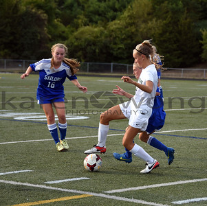 Girls Varsity Soccer vs. Scituate 9-14-16