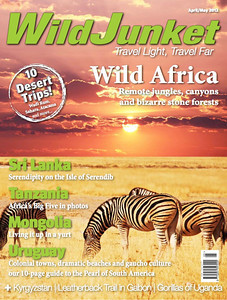 Travel dreaming with Wildjunket Magazine