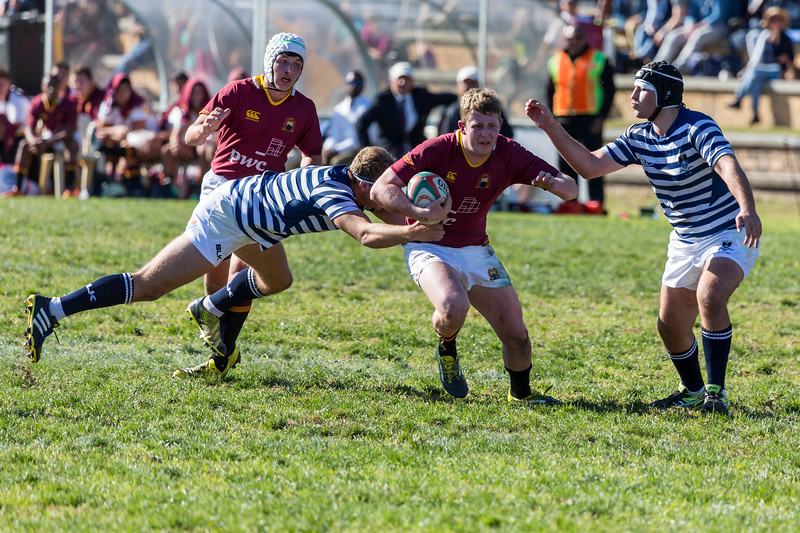 PRG Rugby 19A vs. SACS