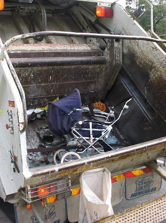 02 - Responsible pram recycling concept? - Album date -  2007