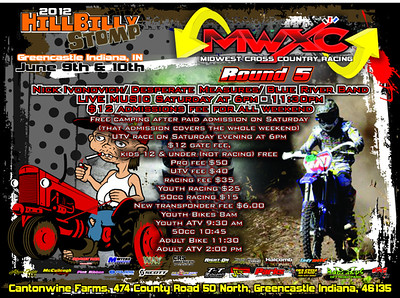 2012 Round #5 Hillbilly Stomp
