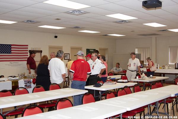 2009 Convention At McAdoo
