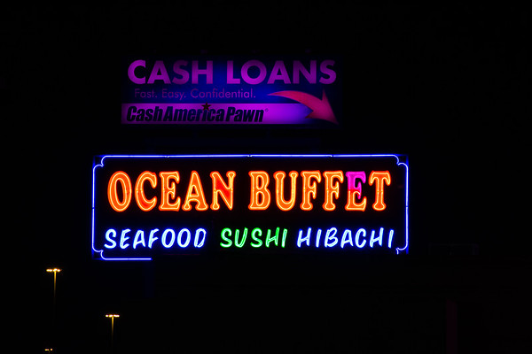 Cash and Buffet