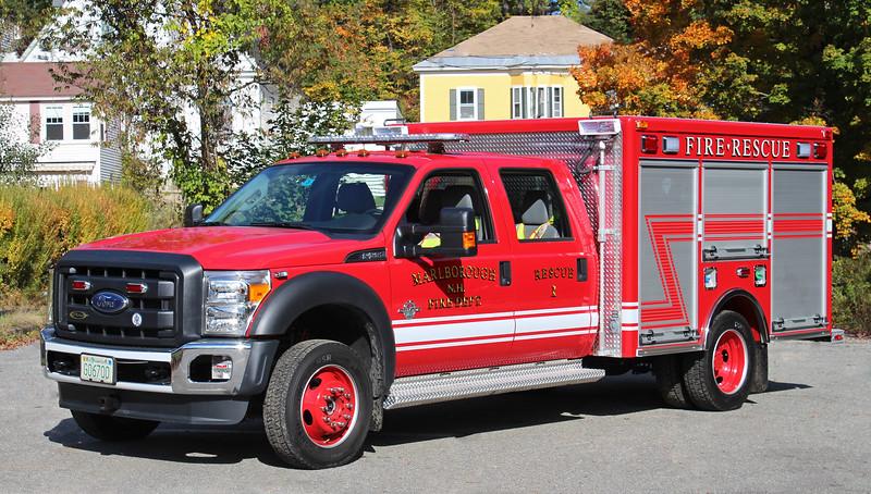 Rescue 1 2013 Ford F-550 / Pierce