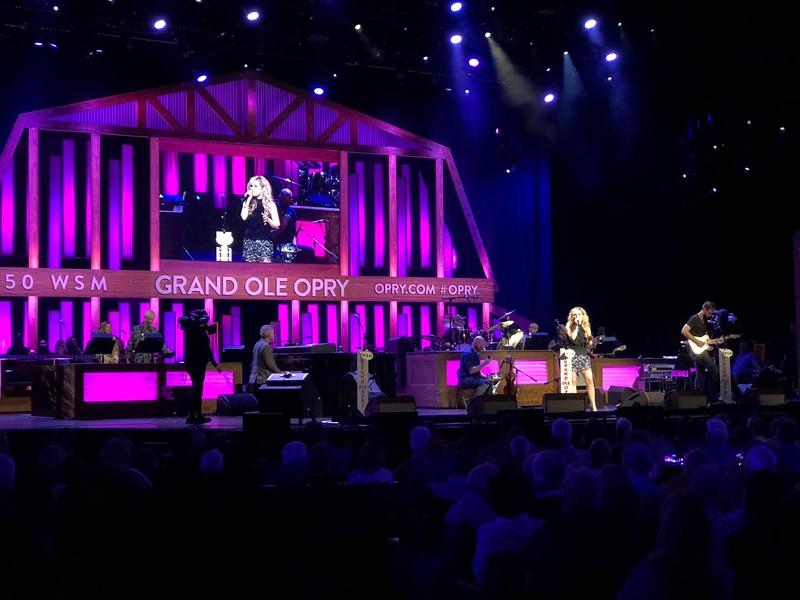 Country Singer, Natalie Stovall