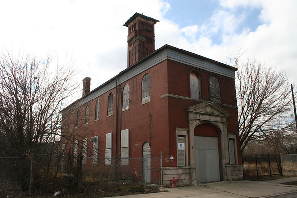 Chicago Fire Department : Old & Active Firehouses