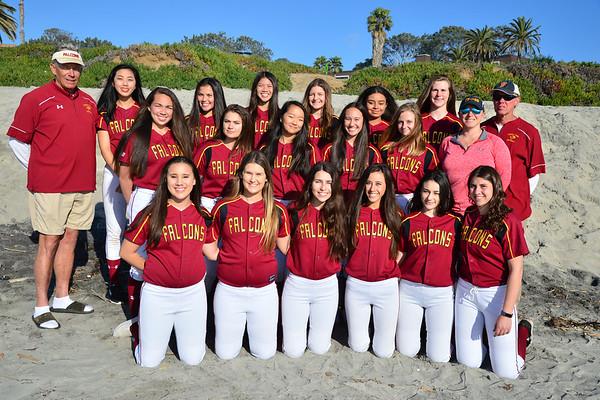 TP Varsity Softball Team