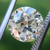 1.72ct Old European Cut Cut Diamond GIA L VS2 3