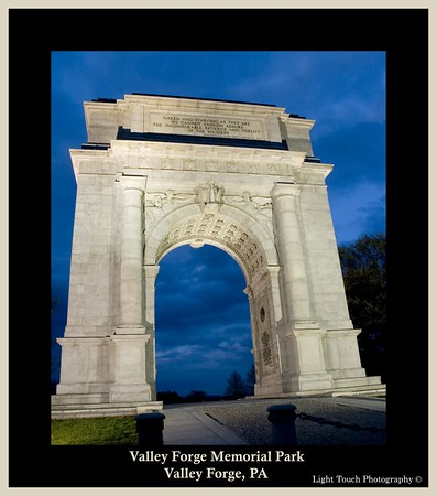 Valley Forge Memorial Park