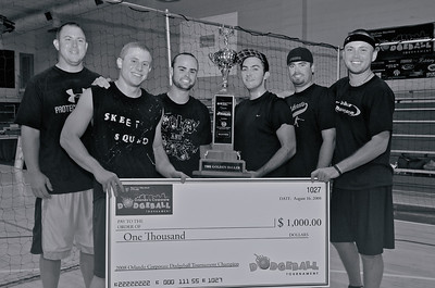 Orlando Corporate Dodgeball Tournament