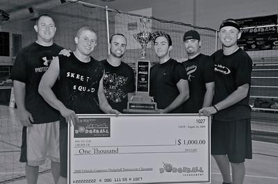 Orlando's Corporate Dodgeball Tournament-August 2008