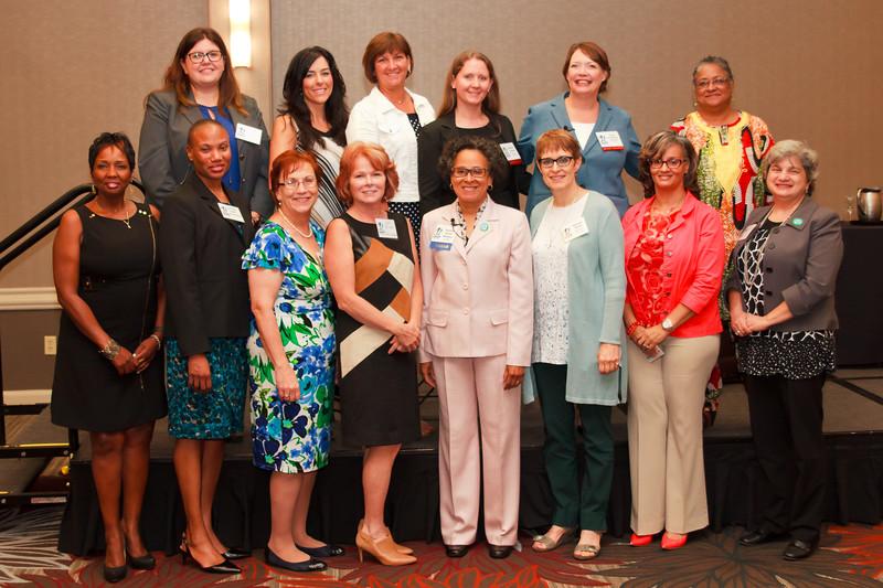 Society of Women Environmental Professionals, September 2017
