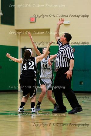 WBMS 8th Grade Girls vs Carrollton