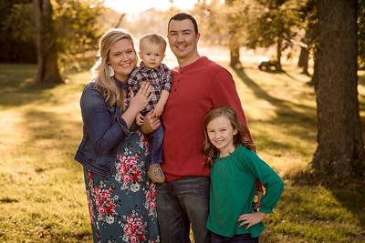 Gretchen & Luke Family