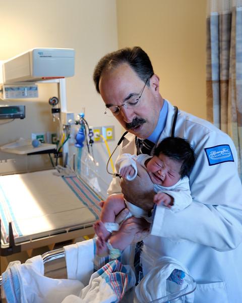 6/14/12 Dr. Cappi's first visit