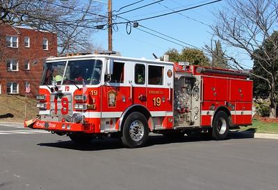Penn Branch Engine 19