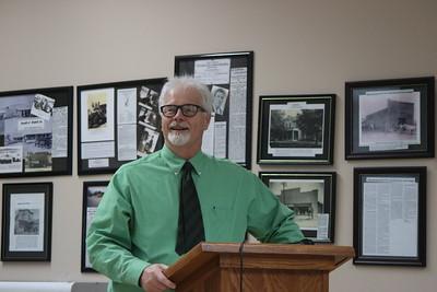 2015 Veterans Day program at Kimball City Hall