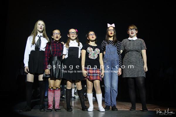 Gang Show Dress 20th Tuesday November 2018