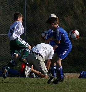 U10 soccer columbia tourn 10/12-13 (W 4-0)