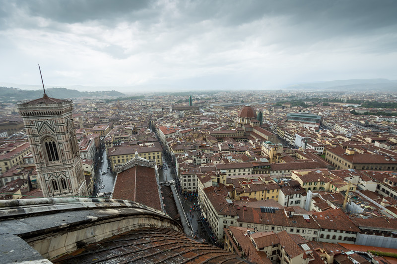 Bell Tower, Florence, Italy