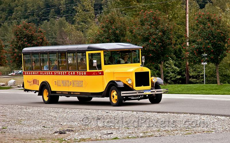 Skagway Street Car