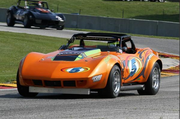 Vintage Racing Today