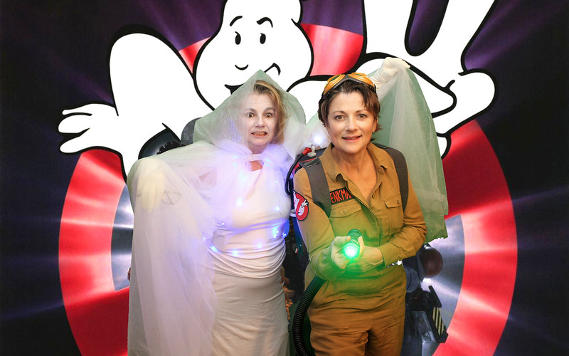 Ghost & Ghost Buster