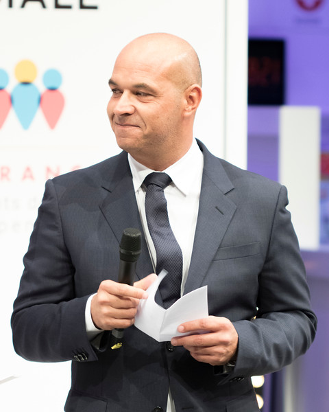 Jérôme Bocuse, nouveau président du Bocuse d'Or