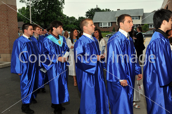 Holy Name Baccalaureate and Graduation 2009