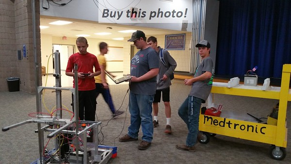 BBE Robotics open house 09-27