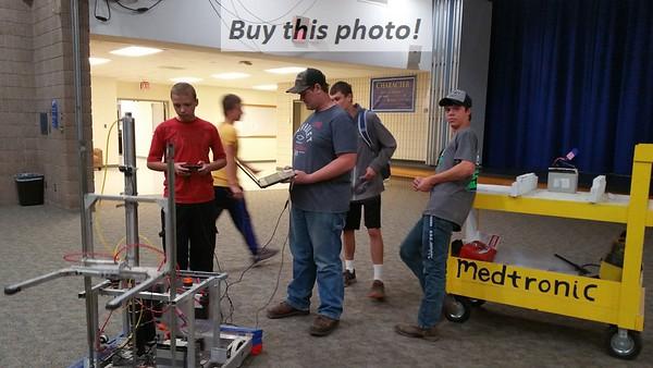 BBE Robotics open house 09-27