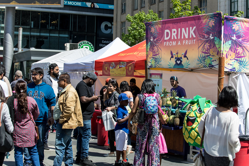 Vendors At desiFEST 2018
