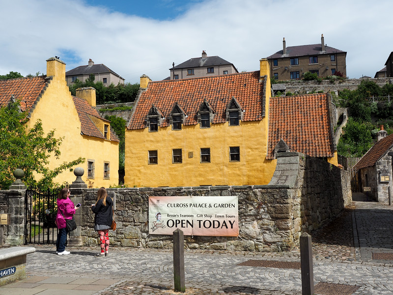Culross Palace