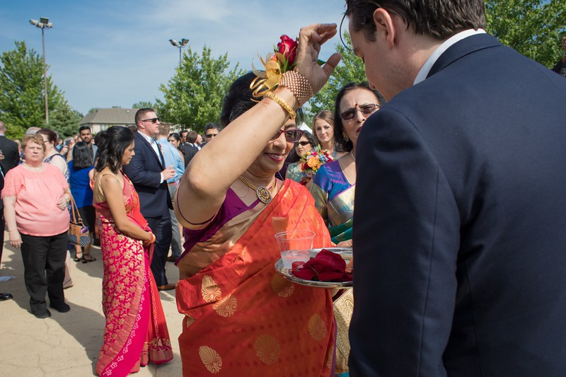 LeCapeWeddings Chicago Photographer - Renu and Ryan - Hilton Oakbrook Hills Indian Wedding - B 77.jpg