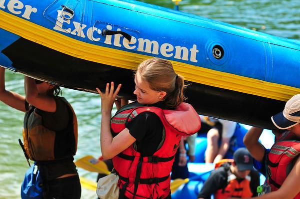 CSUS Rafting