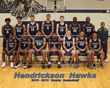 2019 Hawk Basketball