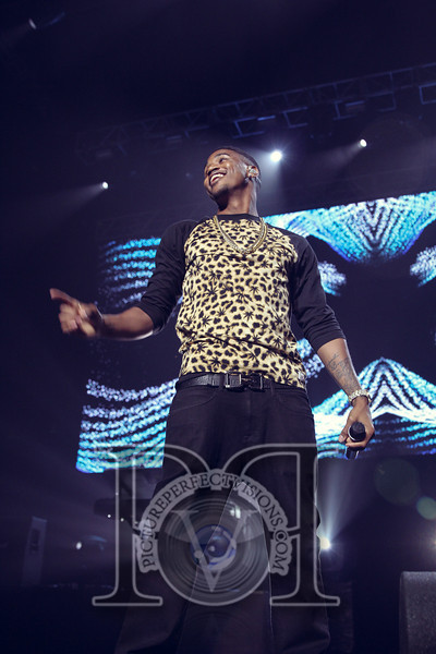 Wild Jam 2013 Nessa, Chris Brown, John Hart, Trey Songs Wild 949 431.jpg