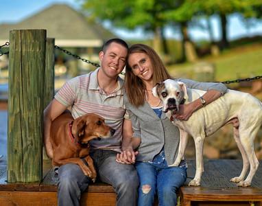 Engagement Portraits - Lauren & David